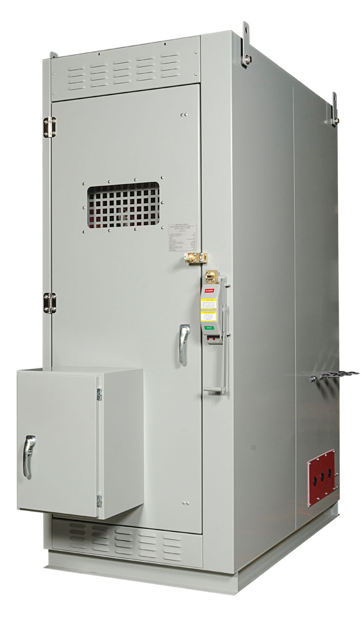 Metal Enclosed Switchgear Power Systems Llc Circuit Breaker Enclosure The Additional Requirements Of Fitting An Existing Space And Shipping In Under Four Weeks From Date Order Did Not Pose A Problem For Sps