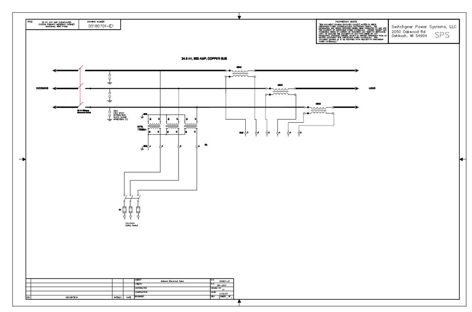 Primary Meter Wiring Diagram And Schematics. Primary Metering Switchgear Power Systems Llc Rh Switchgearpower Diagram For Meter Base Wiring With Cts. Wiring. Ct Meter 480v Wiring Diagrams At Guidetoessay.com