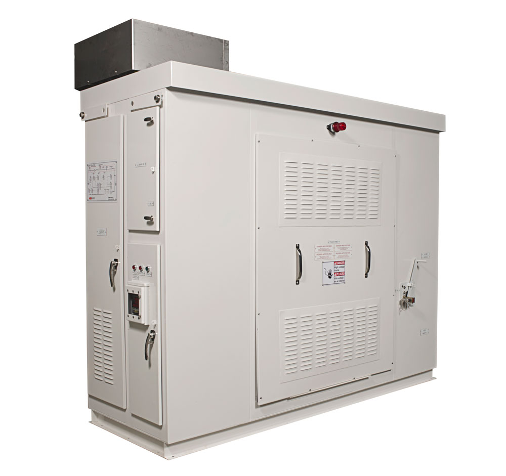 Unitized Substations - Switchgear Power Systems LLC
